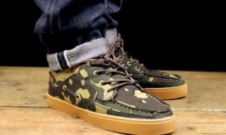 Addict x C-Law Ahab Vulc Mid 'Camo'