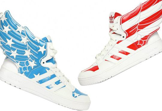 adidas jeremy scott wings 2.0 air force flag