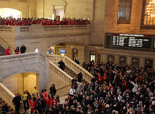 Apple Store Grand Central Station Opening Highsnobiety
