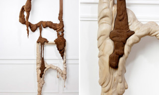 Bonsoir Paris 'Duramen Series' – Meltin Wooden Sculptures