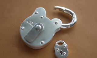 Bunney Sterling Silver Padlocks
