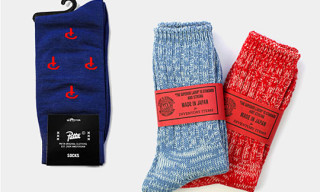 Buyers Guide: 15+ Amazing Pairs of Socks Available Now