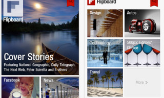 Flipboard App for iPhone Released