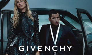 Givenchy Spring/Summer 2012 Campaign