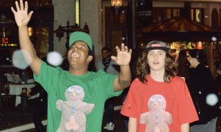 Odd Future/Golf Wang XMas Shirts