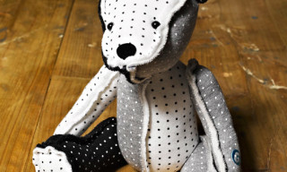 Goodenough Crazy Dot Teddy Bear