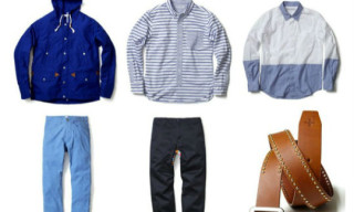 Head Porter Plus Spring/Summer 2012 Collection