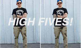 High Fives – Los Angeles With Jupiter Desphy