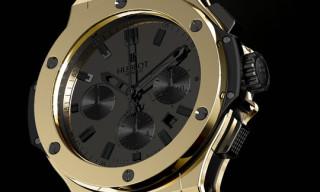 Hublot presents Magic Gold – Scratch Resistant Gold