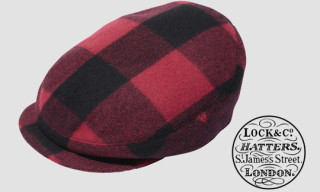 Lock & Co. Hatters for Swagger Buffalo Check Turnberry