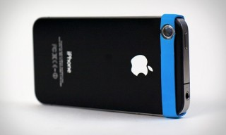 Macro Cell Lens Band for iPhone 4S