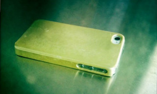 Miansai Gold iPhone Case