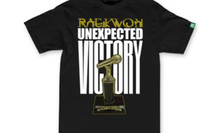 Mighty Healthy x Raekwon Unexpected Victory Tee Shirt