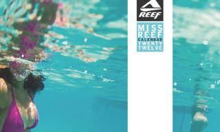 Miss Reef 2012 Calendar