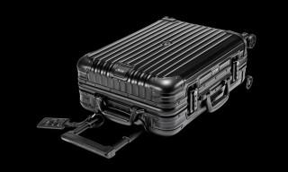 Moncler x Rimowa Suitcase