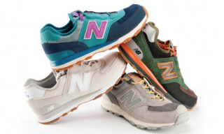 New Balance ML581 Collaborations – Bodega, 24 Kilates, Mita & Kasina