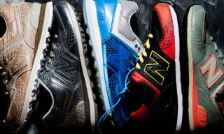 New Balance 574 Dragon Pack 2012 – Whiz, NPC, Invincible, Limited Edt, Mita Sneakers