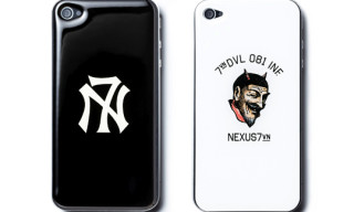 NEXUSVII iPhone 4 Gizmobie Skins