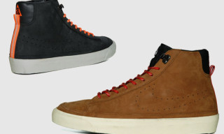 Nike Blazer Mid ACG Outdoor Pack Spring 2012