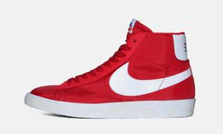 Nike Blazer Vintage Nylon Hi Spring 2012
