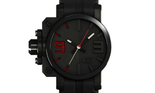 Oakley Gearbox Watch – Stealth