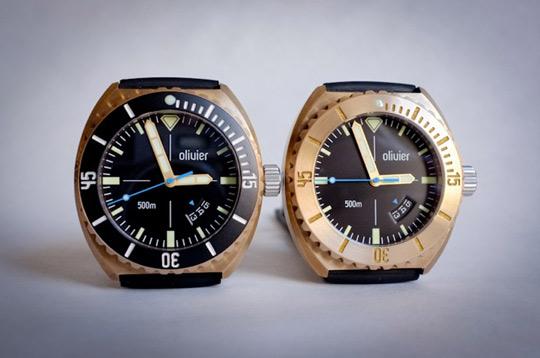 Brass bronze watches watch discussion forum the - Bronze dive watch ...
