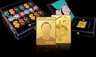 """Monnaie de Paris x Andy Warhol """"Making Money Is Art"""" Collection"""