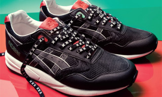 Sneaker Freaker Issue 23 – Patta x Asics GEL Saga Cover