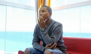 Video: Pharrell Williams Talks about Art for WhiteWall Magazine