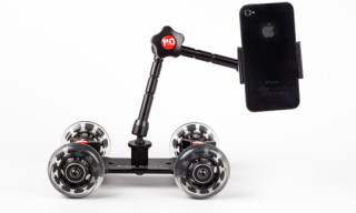 Pico Camera Table Dolly for DSLRs, Point-and-Shoots and iPhones