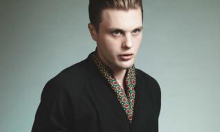 Prada Spring/Summer 2012 Men's Ad Campaign featuring Michael Pitt