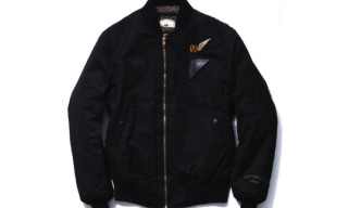 Rats x Tenderloin B-15A Flight Jacket