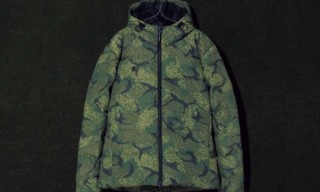 Umbro x R. Newbold Camo Down Jacket