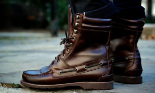 "Ronnie Fieg x Sebago ""Kings Point"" Boots"