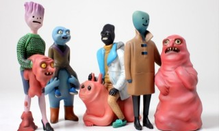 """Generation H"" Sculptures by Round Square x Salão Coboi"