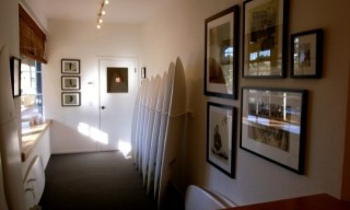 S/Double Surfboard Shop Opens