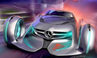 Video: Hans and Franz – Silver Lightning (Mercedes Benz Short Film)