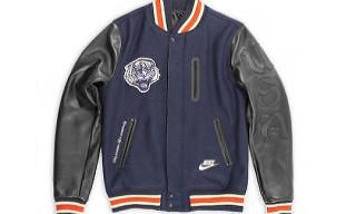 Stalley x Nike Sportswear Customized Destroyer Jacket