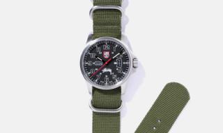 Stussy x Luminox Field Military Watch