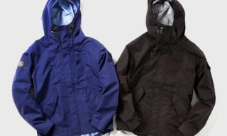 Stussy x NEXUSVII NEX-WCS LV6 Gore-Tex Jacket