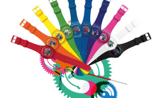 Swatch 2012 New Gent Lacquered