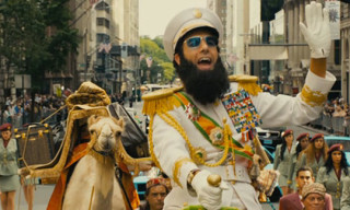 Trailer: The Dictator – Sacha Baron Cohen's New Movie