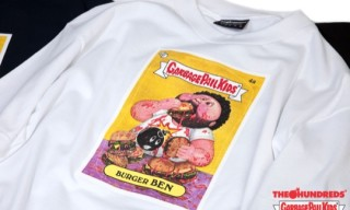 The Hundreds x Garbage Pail Kids Collection