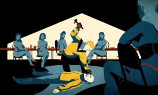 Video: Animated 'Tribute to Drive' by Tom Haugomat & Bruno Mangyoku