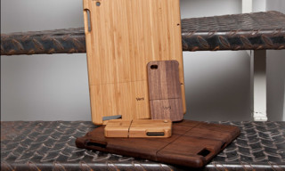 Vers Hand-Crafted Wooden iPhone & iPad Cases