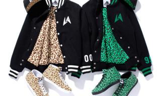 XLarge x Madfoot Leopard Pack