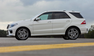2012 Mercedes-Benz ML 63 AMG – A Detailed Look