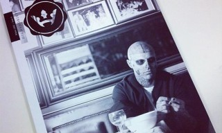 Zombie Boy Covers Highsnobiety Magazine Issue 4