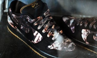 Pushead x Nike SB Installation at Civilist Berlin