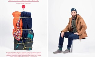ONTOUR Autumn/Winter 2012 Lookbook